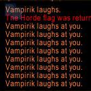 Vampirik - WoW tard extraordinaire